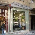 Витрина на магазин - ул. Раковски