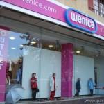 Витрини - магазин Wenice - бул. България